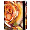 Abstract Rose Apple iPad Mini Flip Case View2