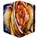 Abstract Rose Apple iPad Mini Flip Case View4