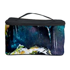 Abstract Space Nebula Cosmetic Storage Cases