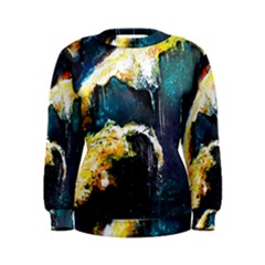 Abstract Space Nebula Women s Sweatshirts