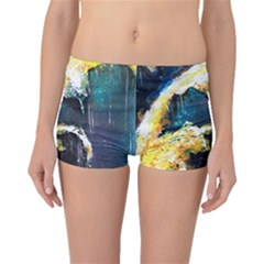 Abstract Space Nebula Boyleg Bikini Bottoms
