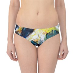 Abstract Space Nebula Hipster Bikini Bottoms