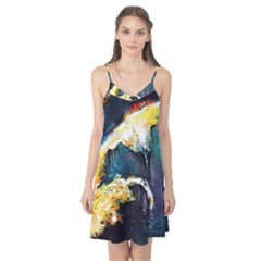 Abstract Space Nebula Camis Nightgown