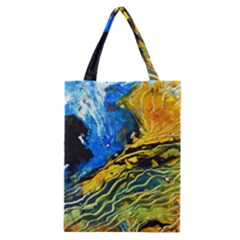 Landlines Classic Tote Bags