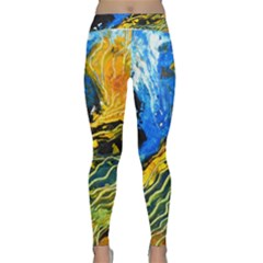 Landlines Yoga Leggings