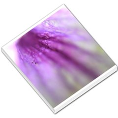 Purple Flower Pedal Small Memo Pads