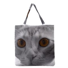 Funny Cat Grocery Tote Bags