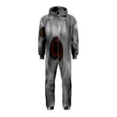 Funny Cat Hooded Jumpsuit (kids)
