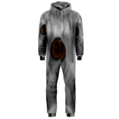 Funny Cat Hooded Jumpsuit (men)
