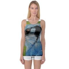 Blue Jay Women s Boyleg One Piece Swimsuits