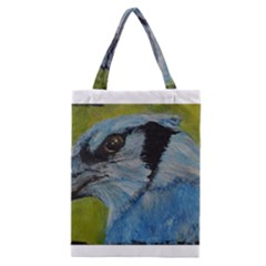 Blue Jay Classic Tote Bags