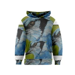 Blue Jay Kid s Pullover Hoodies