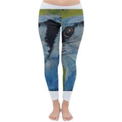 Blue Jay Winter Leggings