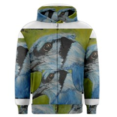 Blue Jay Men s Zipper Hoodies