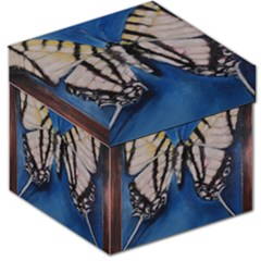 Butterfly Storage Stool 12