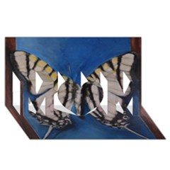 Butterfly MOM 3D Greeting Card (8x4)