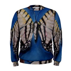 Butterfly Men s Sweatshirts
