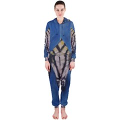 Butterfly Hooded Jumpsuit (ladies)
