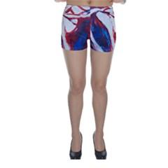 Sensual Skinny Shorts