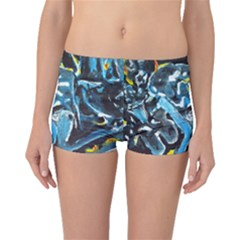 Man And Woman Boyleg Bikini Bottoms