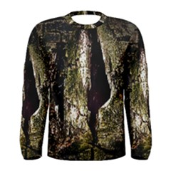 A Deeper Look Men s Long Sleeve T-shirts