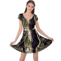 A Deeper Look Cap Sleeve Dresses