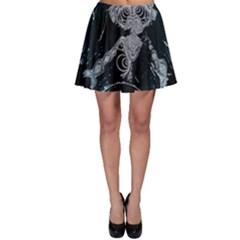 Owl Dark Skater Skirts