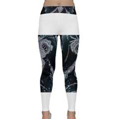 Owl Dark Yoga Leggings