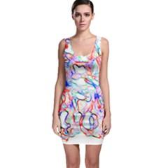 Soul Colour Light Bodycon Dresses