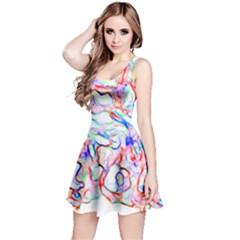 Soul Colour Light Reversible Sleeveless Dresses