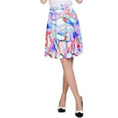 Soul Colour Light A Line Skirts