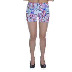 Soul Colour Light Skinny Shorts