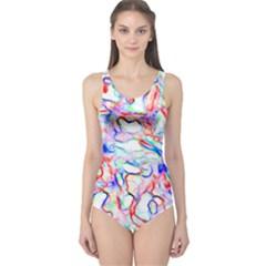 Soul Colour Light Women s One Piece Swimsuits
