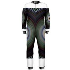 Colour Twirl OnePiece Jumpsuit (Men)