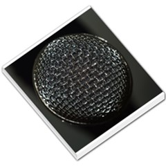 Modern Microphone Small Memo Pads