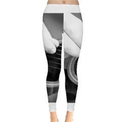 Guitar Player Women s Leggings