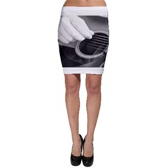 Guitar Player Bodycon Skirts
