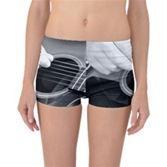 Guitar Player Reversible Boyleg Bikini Bottoms