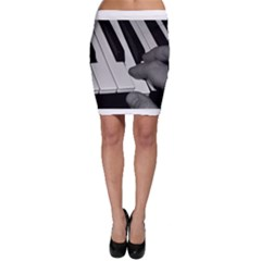 The Piano Player Bodycon Skirts