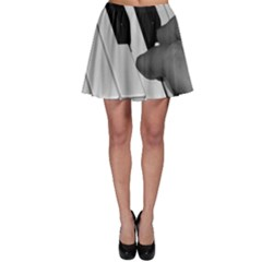 The Piano Player Skater Skirts