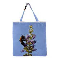 Bumble Bee 1 Grocery Tote Bags