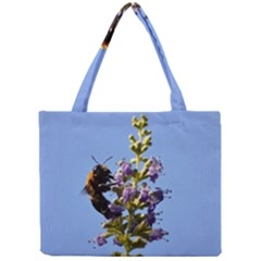 Bumble Bee 1 Tiny Tote Bags