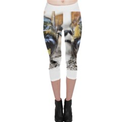 Bumble Bee 2 Capri Leggings