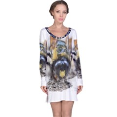 Bumble Bee 2 Long Sleeve Nightdresses