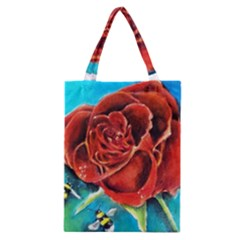 Bumble Bee 3 Classic Tote Bags