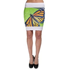 Butterfly 2 Bodycon Skirts