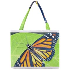 Butterfly 2 Tiny Tote Bags
