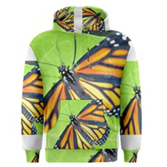 Butterfly 2 Men s Pullover Hoodies