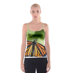 Butterfly 3 Spaghetti Strap Tops