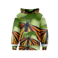 Butterfly 3 Kid s Pullover Hoodies